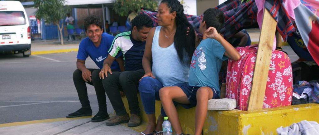 refugees from Venezuela